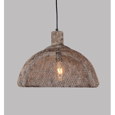 Jamar 1-Light Mini Iron Pendant