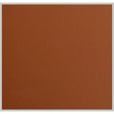 11.88 x 11.75 Terracotta Field Tile in Burgundy