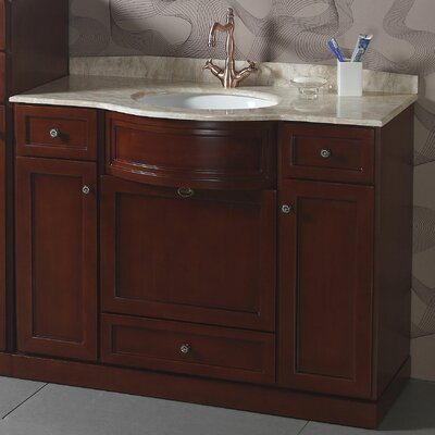 cheap 43 5 single bathroom vanity set low price shipping in usa. Black Bedroom Furniture Sets. Home Design Ideas