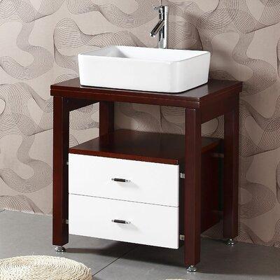 27 Single Bathroom Vanity Set