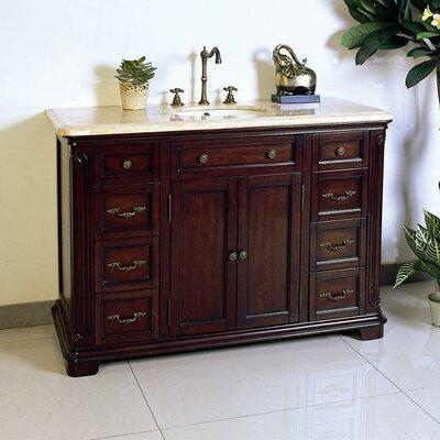 48 Single Chest Bathroom Vanity Set