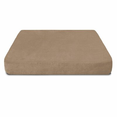 Crypton Dog Bed with Waterproof Cover Color: Harlow Taupe