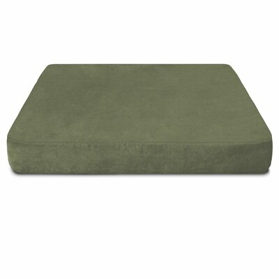 Crypton Dog Bed with Waterproof Cover Color: Green Tea