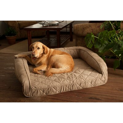 Luxury Memory Foam Sofa Dog Bed