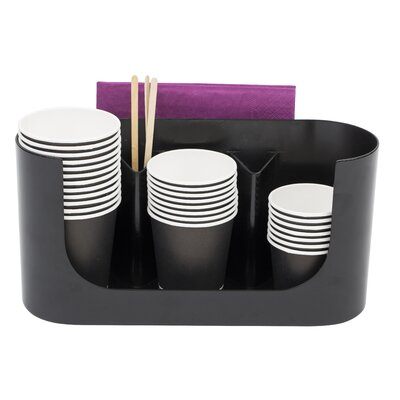 Disposable Cups and Napkins Storage RDVCUP
