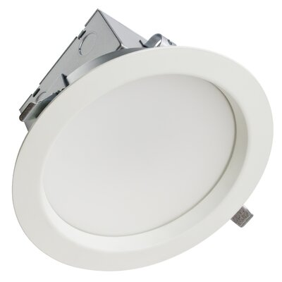 40W Magnum LED Downlight Finish: White
