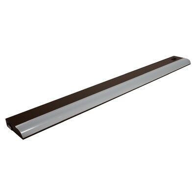 LED 24.5 Under Cabinet Bar Light Finish: Dark Bronze