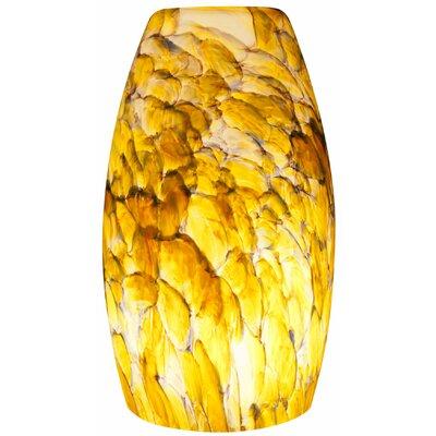 4.73 Glass Oval Pendant Shade