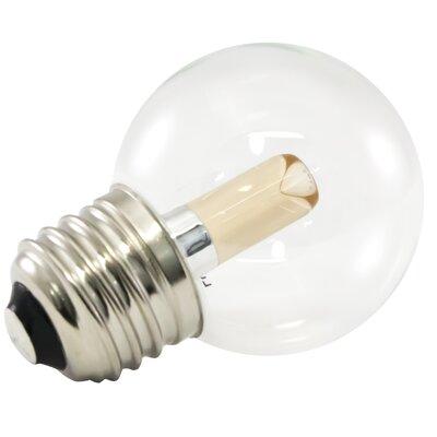 E26/Medium LED Light Bulb Bulb Temperature: 2400K