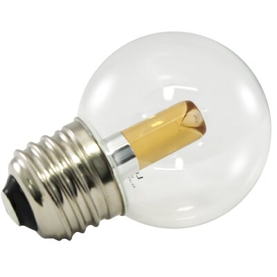 E26/Medium LED Light Bulb Bulb Temperature: 1900K