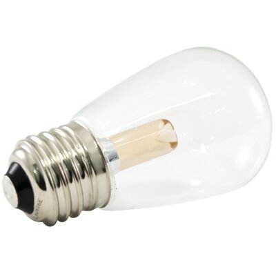 E26/Medium LED Light Bulb Bulb Temperature: 2400K