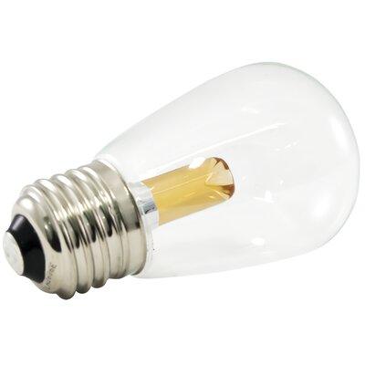E26/Medium LED Light Bulb Bulb Temperature: 1900K