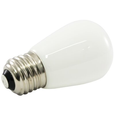 Frosted E26/Medium LED Light Bulb Bulb Temperature: 2700K