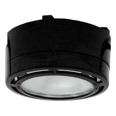 Under Cabinet Puck Light (Set of 6) Finish: Black