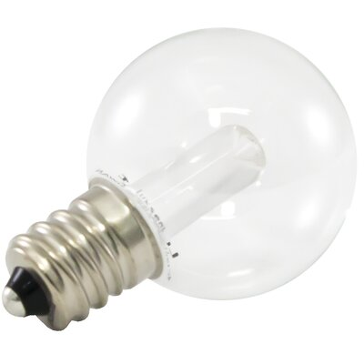 E12/Candelabra LED Light Bulb Bulb Temperature: 5500K