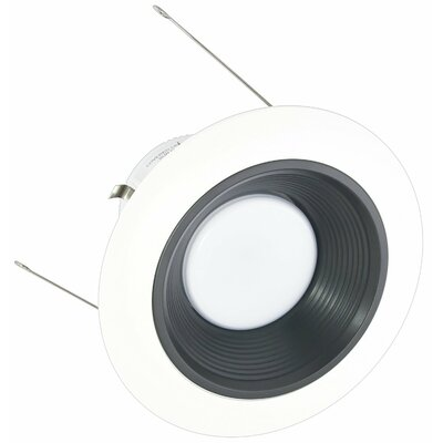 X56 Series 6 LED Recessed Trim Trim Finish: White