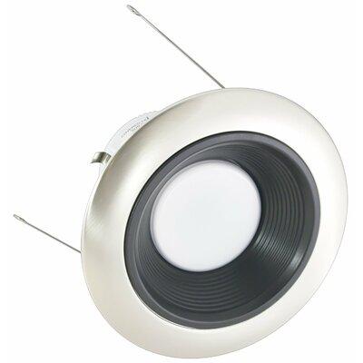 X56 Series 5 LED Recessed Trim Trim Finish: Black
