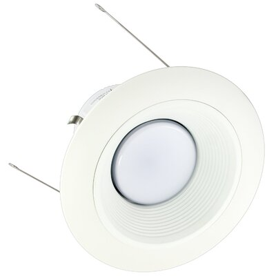 X56 Series 5 LED Recessed Trim Trim Finish: White