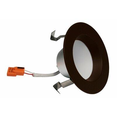 E-Pro 5.5 LED Recessed Lighting Kit Finish: Dark Bronze