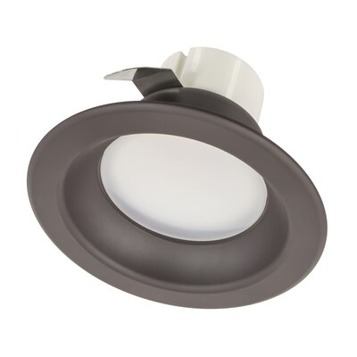 EPRO2 Baffle Recessed Retrofit Downlight Finish: Dark Bronze