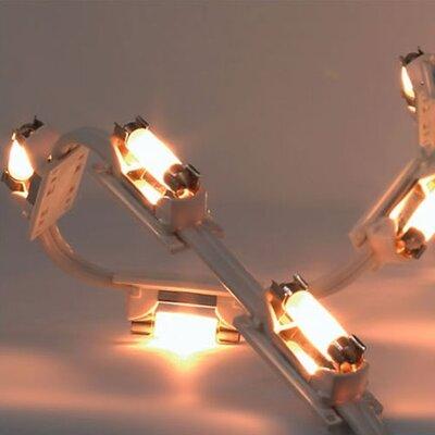 Under Cabinet Tape Light (Set of 4) Length: 90, Width: 3