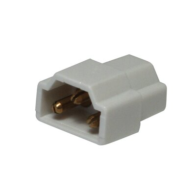 Inline Connector Finish: White