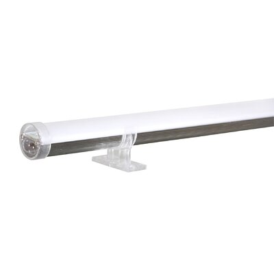 LED Under Cabinet Bar Light Size: 1.88 H x 46.56 W x 1.63 D, Bulb Color Temperature: 5500K