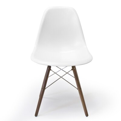 Alora Side Chair Finish: White Matte