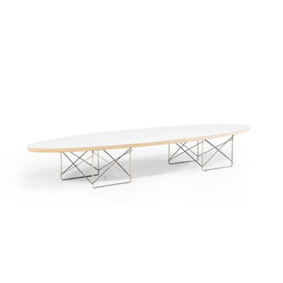 Calfee Coffee Table Top Finish: White
