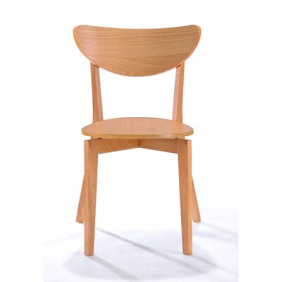 Weinmann Scandinavian Solid Wood Dining Chair