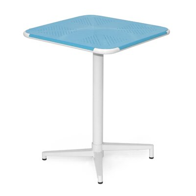 Fly Dining Table Finish Blue White