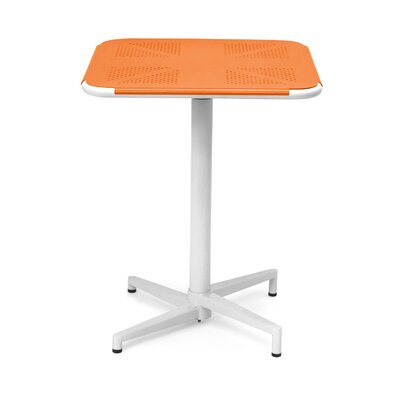 Fly Dining Table Finish Orange White
