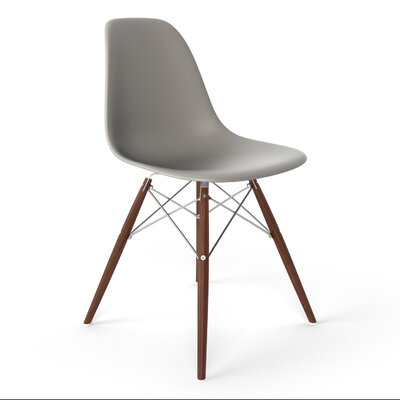 Krebs Side Chair Finish: Gray