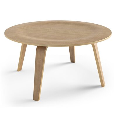 Finnur Coffee Table Finish: White Oak