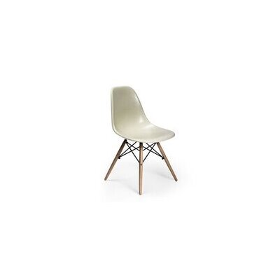 Gerardi Dining Chair Color: White