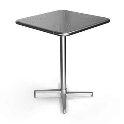 Fly Dining Table Finish: Silver