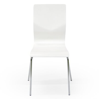No credit financing Ergonomic Side Chair (Set of 2) Fin...