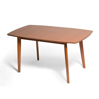 Dayton Dining Table Finish: Walnut