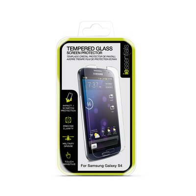 Samsung Galaxy S4 Tempered Glass Screen Protection IE-SG4-SCTG