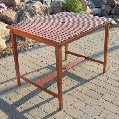 Ridge Bar Table