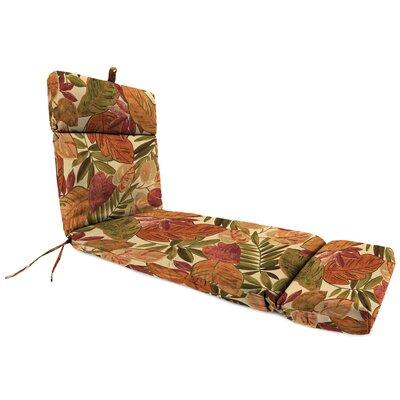 Jordan Manufacturing Co., Inc. Universal Chaise Lounge Cushion - Fabric: Saliceto Nectar at Sears.com