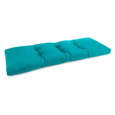 Universal Outdoor Bench Cushion Fabric: Fresco Atlantis