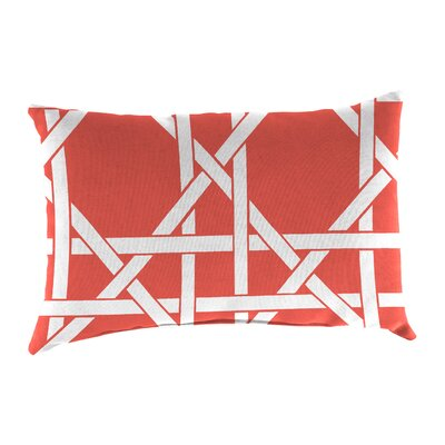 Outdoor Lumbar Pillow Farbic: Kane Coral