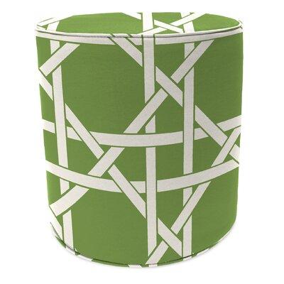 Pouf Upholstery: Kane Palm