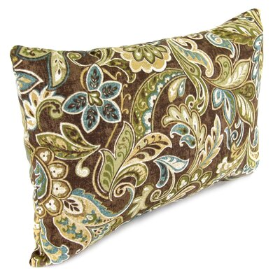 Outdoor Lumbar Pillow Color: Cashel Truffle