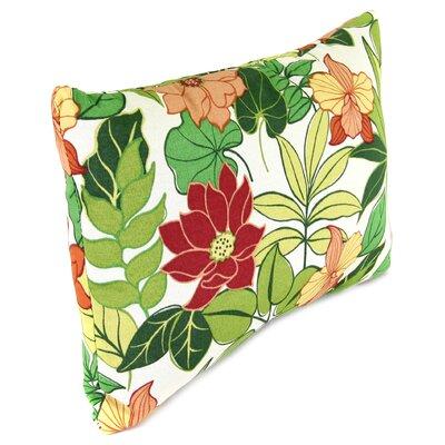 Jordan Manufacturing Co., Inc. Rectagular Toss Polyester Pillow - Color: Negril Mango at Sears.com