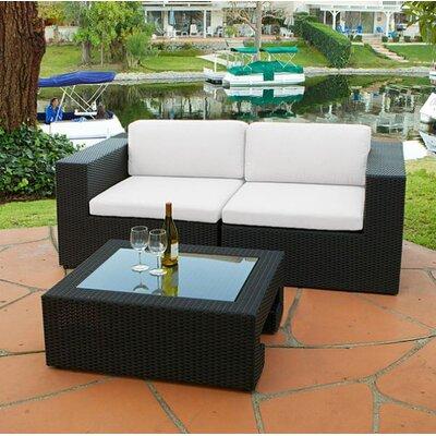 Home Loft Concept Malaga Loveseat plus Table at Sears.com