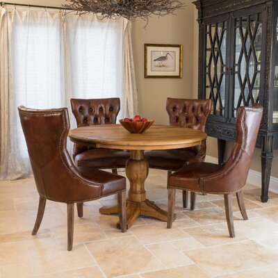Alderwood Venus Dining Table