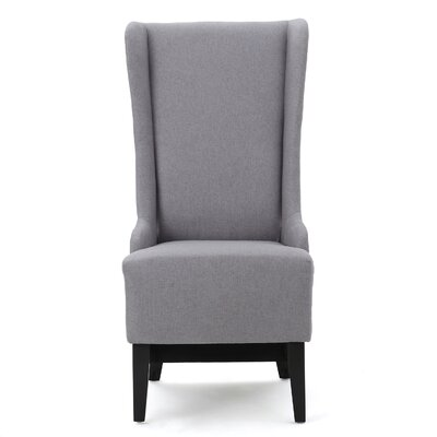 Dahill Side Chair Upholstery: Light Gray