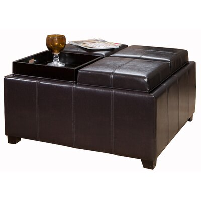 Home Loft Concept Four Sectioned Cube Storage Ottoman at Sears.com